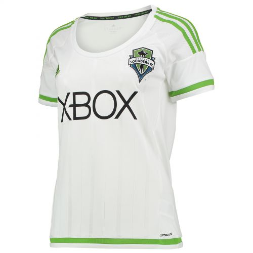 Seattle Sounders Away Shirt 2015-16 - Womens with Scott 20 printing