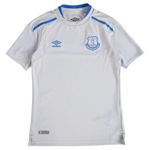 Everton Away Shirt 2017/18 - Junior with Bolasie 7 printing