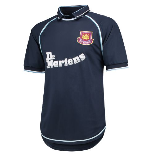 West Ham United 2000 Away Shirt