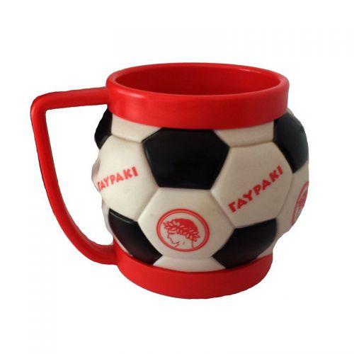Чаша OLYMPIACOS Plastic Mug