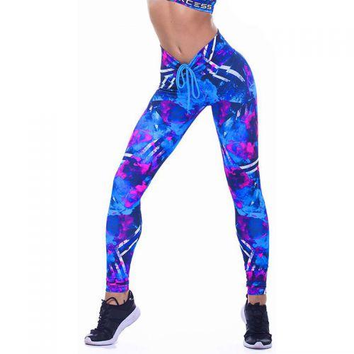 Дамски Клин EX FIT Legging Blue Galaxy