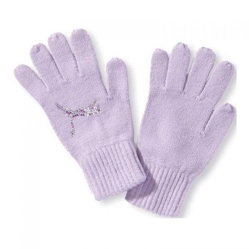 Дамски Зимни Ръкавици PUMA Karen Knitted Gloves