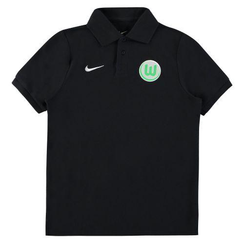 VfL Wolfsburg Core Polo - Black - Kids