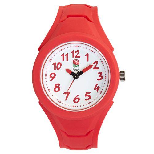 England Silicone Strap Watch - Junior
