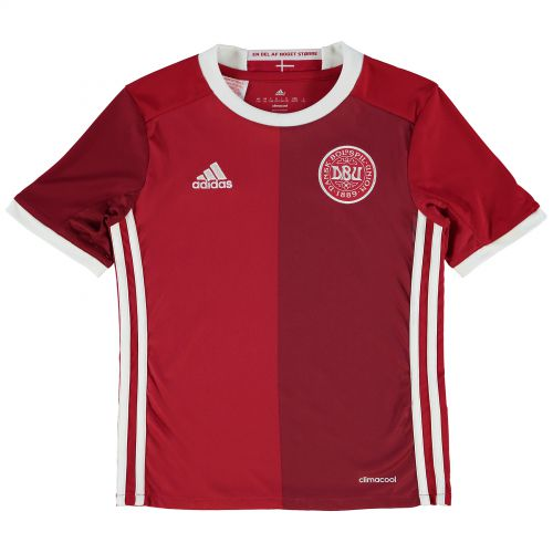 Denmark Home Shirt 2016 - Kids