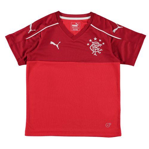 Glasgow Rangers Away Shirt 2017-18 - Kids