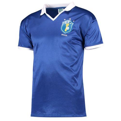 Brazil 1986 Away Shirt