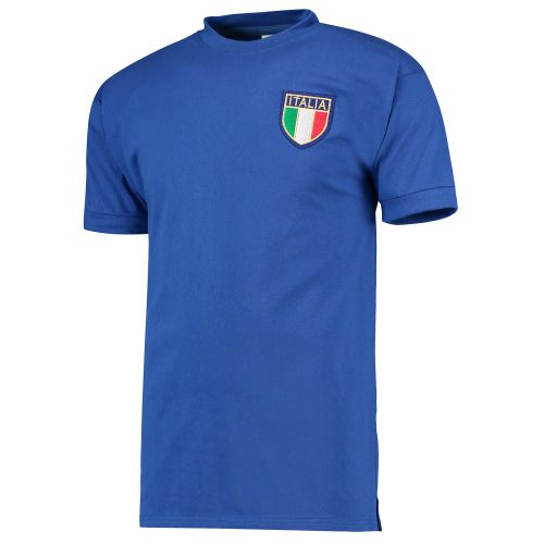 Italy 1970 World Cup Finals Shirt