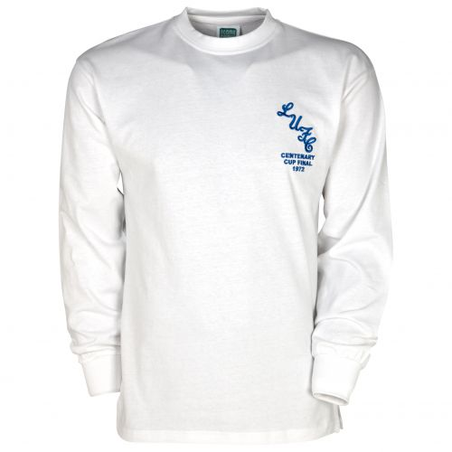 Leeds United 1972 FA Cup Final No8 Shirt