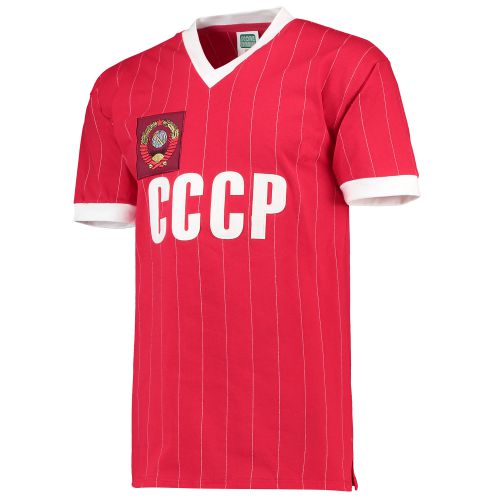 Soviet Union 1982 World Cup Finals Shirt