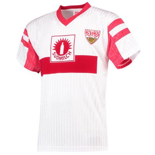 VFB Stuttgart 1992 Home Shirt