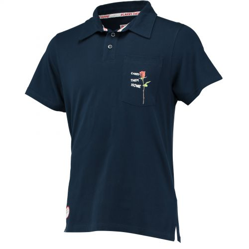 England Classics Collection Pocket Patch Polo - Navy