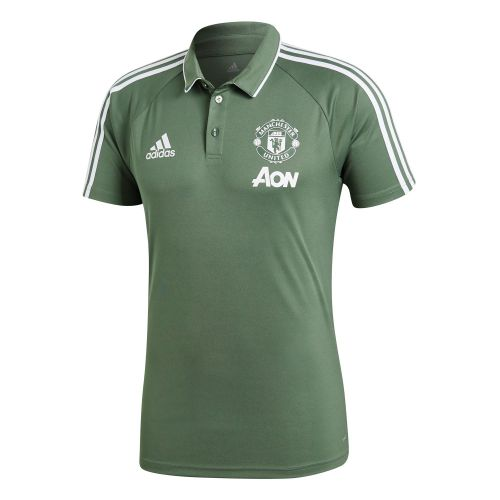 Manchester United Training Polo - Green
