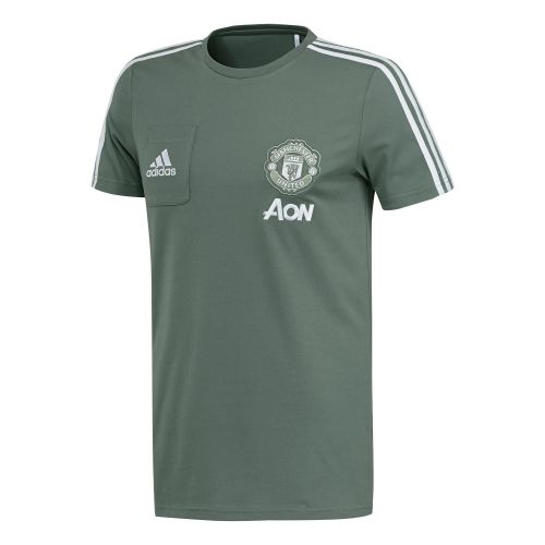 Manchester United Training T-Shirt - Green