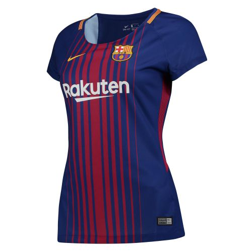 Barcelona Home Stadium Shirt 2017-18 - Womens with Coutinho TBC printing