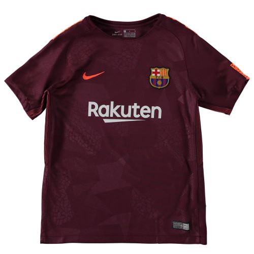 Barcelona Third Stadium Shirt 2017-18 - Kids with Coutinho TBC printing