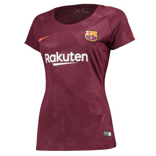 Barcelona Third Stadium Shirt 2017-18 - Womens with Coutinho TBC printing