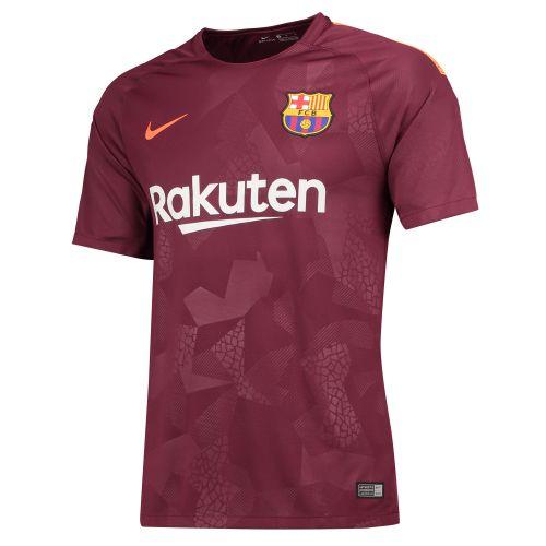 Barcelona Third Stadium Shirt 2017-18 with Coutinho TBC printing