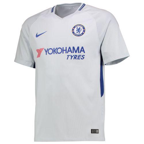 Chelsea Away Stadium Shirt 2017-18 with Musonda Jr 17 printing