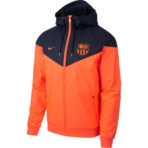 Barcelona Authentic Windrunner - Orange