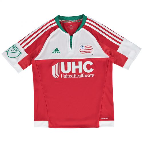 New England Revolution Away Shirt 2015-16 - Kids