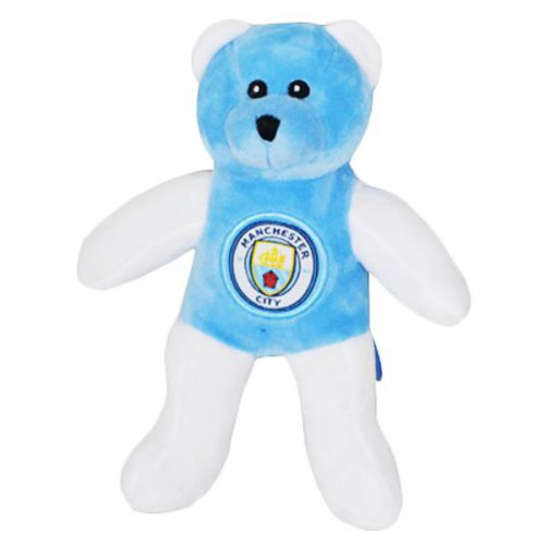 Плюшено Мече MANCHESTER CITY Mini Bear SB