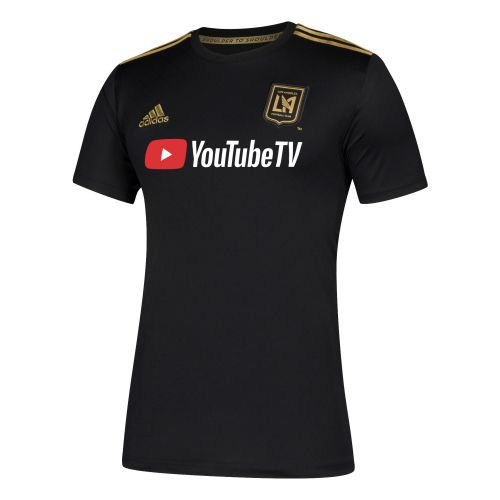 Los Angeles FC Home Shirt 2018