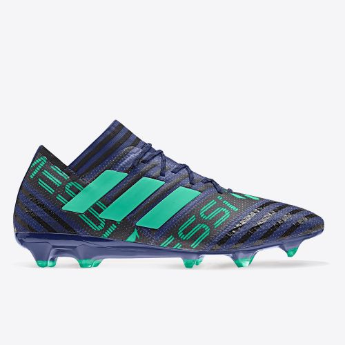 adidas Nemeziz Messi 17.1 Firm Ground Football Boots - Blue