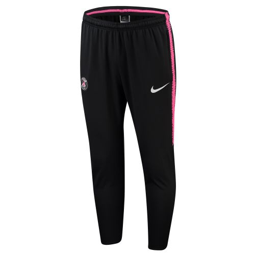 Paris Saint-Germain Squad Training Pants - Black