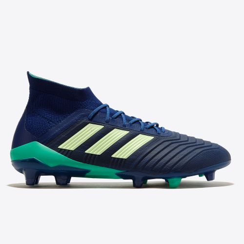 adidas Predator 18.1 Firm Ground Football Boots - Blue