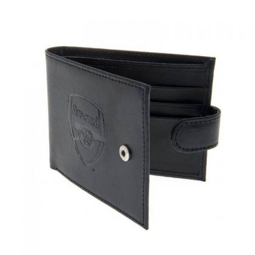 Портфейл ARSENAL Embossed Leather Wallet