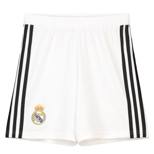 Real Madrid Home Shorts 2018-19 - Kids