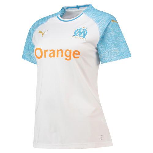 Olympique de Marseille Home Shirt 2018-19 - Womens