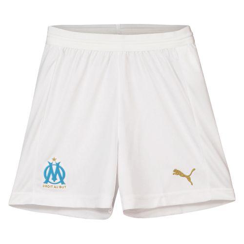 Olympique de Marseille Home Short 2018-19 - Kids