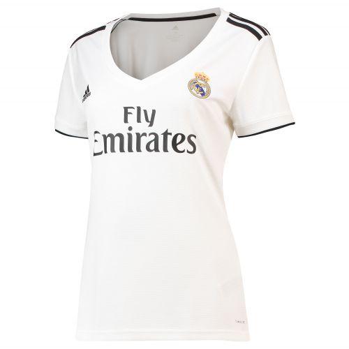 Real Madrid Home Shirt 2018-19 - Womens with Odriozola 19 printing