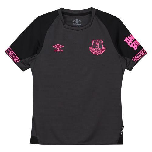 Everton Away Shirt 2018-19 - Kids with Gana 17 printing