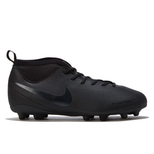 Nike Phantom Vision Club Dynamic Fit Multi-Ground Football Boots - Black - Kids