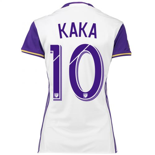 Orlando City SC Away Shirt 2016 - Womens with Kaka 10 printing