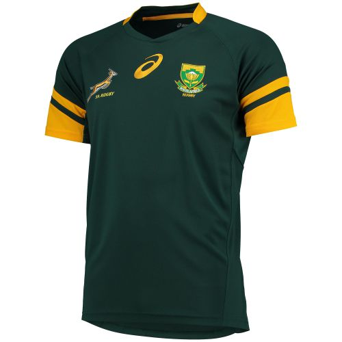South Africa Springboks Rugby Home Shirt
