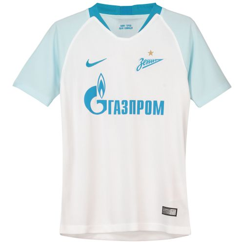 Zenit St. Petersburg Away Stadium Shirt 2018-19 - Kids