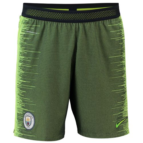Manchester City Strike Vaporknit Training Shorts - Dark Blue