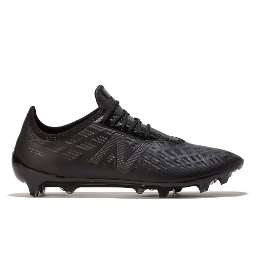 New Balance Furon 4.0 Pro Firm Ground Football Boots - Black