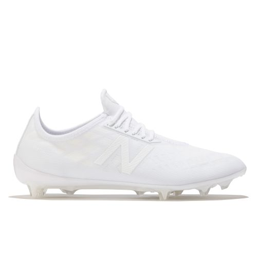 New Balance Furon 4.0 Pro Firm Ground Football Boots - White