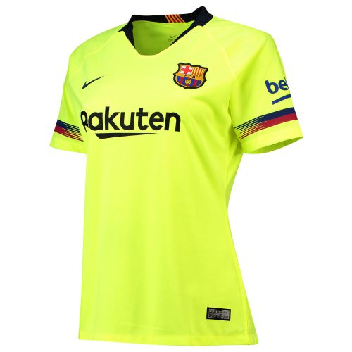 Barcelona Away Stadium Shirt 2018-19 - Womens with Coutinho 7 printing