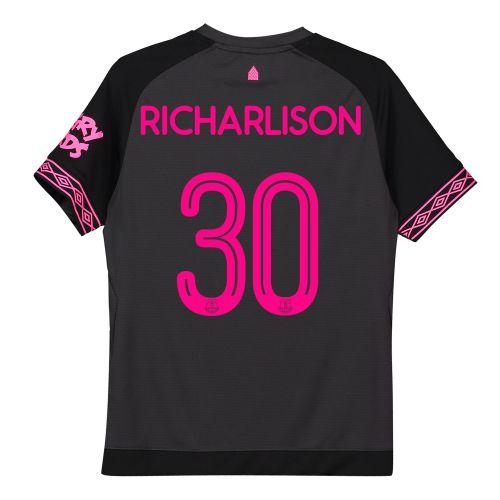 Everton Away Cup Shirt 2018-19 - Kids with Richarlison 30 printing