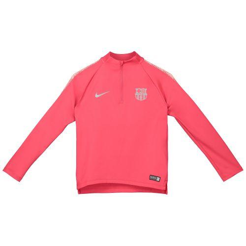 Barcelona Squad Drill Top - Pink - Kids