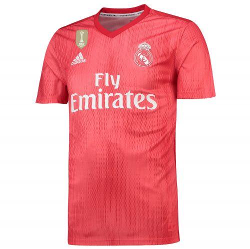 Real Madrid Third Shirt 2018-19