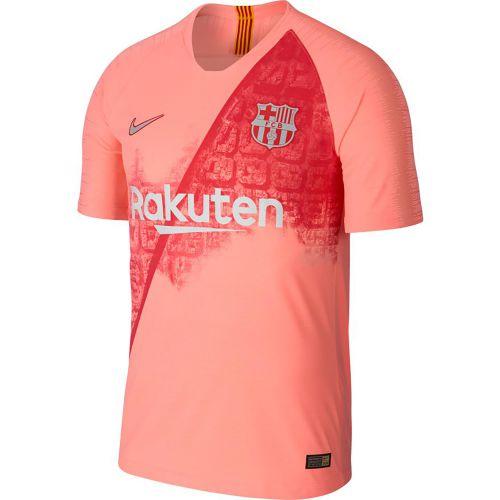 Barcelona Third Vapor Match Shirt 2018-19 with S.Roberto 20 printing
