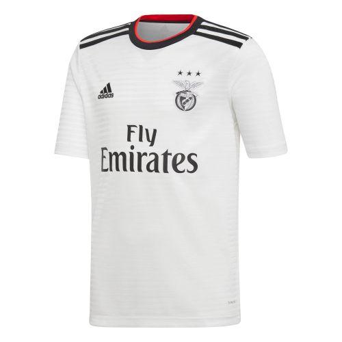 Benfica Away Shirt 2018-19 - Kids