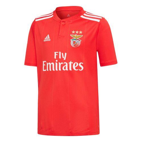 Benfica Home Shirt 2018-19 - Kids